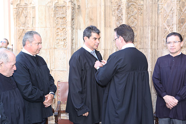 Miralles and President of the Tribunal